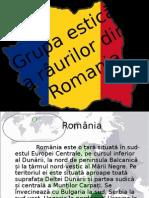 Grupa Estică a Râurilor Din Romania