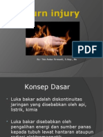 Burn Injury ppt