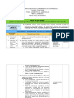 Dosificación_ambientes de Aprendizaje_ Tercer Semestre