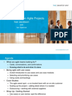 Use Cases in Agile Projects