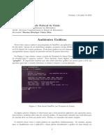 Aplicativos de Gráficos - GnuPlot