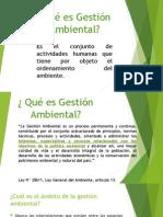 Lejislacion ambiental y Derecho Ambiental I