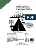 Electronics Guide in Hazardous Area