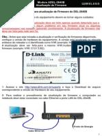 Dsl2640b Firmware Manual