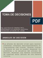 Toma de Decisiones III