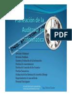 Presentaciones del Cap 2 Auditoria Echenique