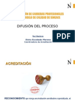 Material Difusion Acreditacion