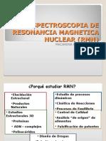 Clase 1 RMN