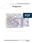 MELJUN CORTES Assembly Language Programming Techniques PART II