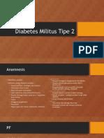 Diabetes Militus Tipe 2