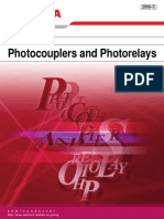 Toshiba Photocouplers and Photorelays Catalog