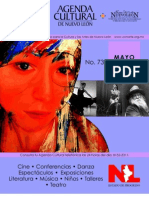 Agenda Cultural | mayo 2008