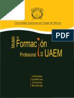 Modelo de Formacion Profesional de la UAEM