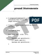 MELJUN CORTES Programming Languages Statements