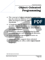 MELJUN CORTES Programming Languages Object-Oriented Programming