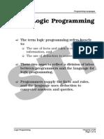 MELJUN CORTES Programming Languages Logic Programming