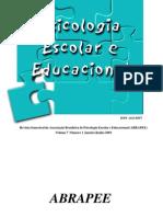 Revista Psicologia Escolar e Educacional (ABRAPEE)