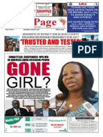 Monday, June 08, 2015 Edition