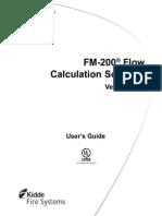 KFS ECS FM-200 Software Manual