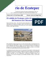 Diario de Ecatepec Noticias Febrero 1-15