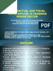 Tanzania Mining Contractual Terms by Gilay Shamika
