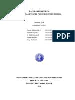 Laporan Teknik Produksi Benih Hibrida Kel 1 Ap1