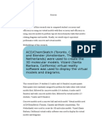 Review Jurnal Usability of concrete and virtual models in chemistry instruction