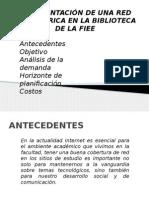 Proyecto Wifi Biblio Fiee0