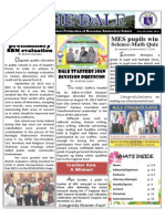 The Dale Publication of MES