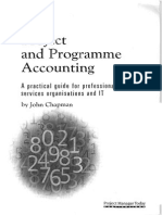 Project and Programme Accounting - PPA