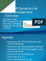 dynamicsax2012developmentoverview-140530195324-phpapp01