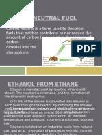 Carbon Neutral Fuel