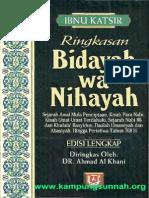 Ringkasan Al Bidayah Wan Nihayah