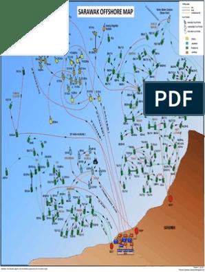 Sarawak Offshore Map (2)