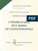 I Tesori d'Arte Di s Maria Di Costantinopoli