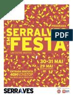 SERRALVESemFESTA_programa2015
