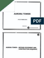 Aurora Tower_Method Statement (1)