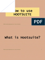 The Basics of Hootsuite