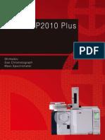 GCMS-qp2010 Plus