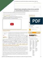 Agente Pastoral de Mataró Hace Campaña a Favor de Un Partido de Extrema Izquierda, Nacionalista y Abortista _ HazteOir