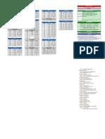 Brosur Excel Kosongan