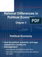 Ch2-National Differences in Political Economy
