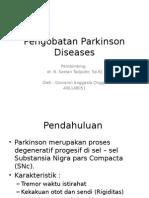 Pengobatan Parkinson