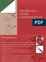 Toksikologi Sistem Kardiovaskuler 2