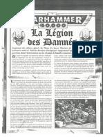 W40k - V2 - Codex FR - La Légion Des Damnés