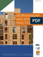 Workmanship Site Practice
