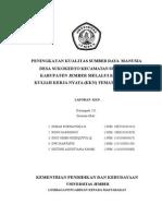 Laporan KKN Universitas Jember