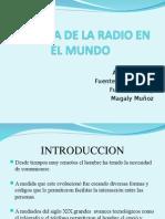 Historia de La Radio en El Mundo
