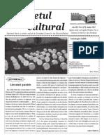 Răsunetul cultural iunie 2015