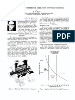 Centrifugal Compressor Operation and Maintenance